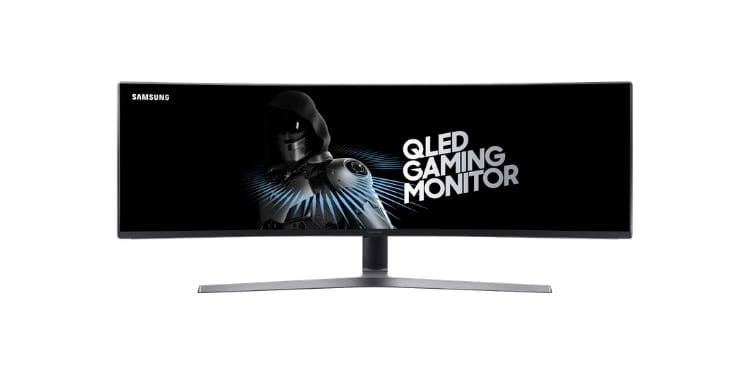 Samsung CHG90 Series Curved Gaming Monitor