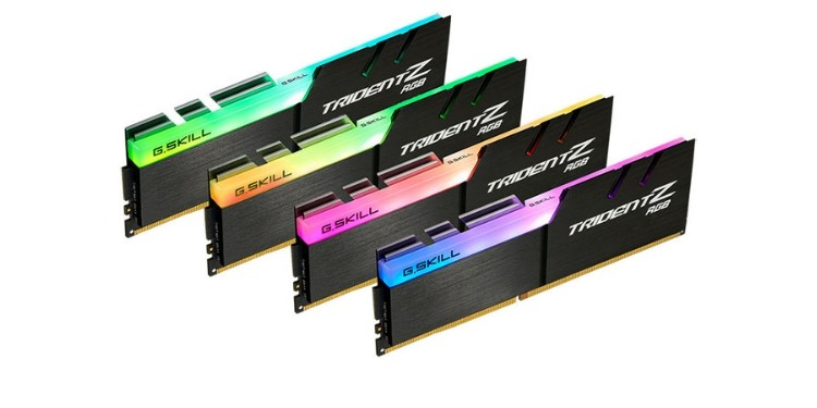 G.Skill TridentZ RGB Series DDR4-4266 RAM