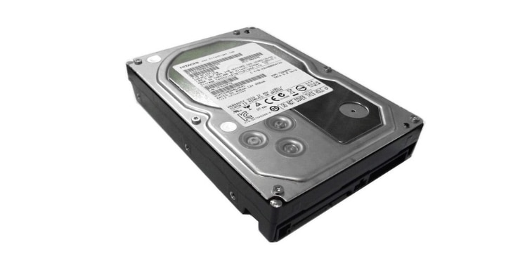 Hitachi Ultrastar 7K3000 2TB HDD
