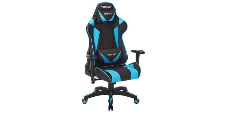 Merax High-Back Ergonomic Racing Chair