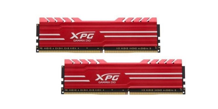 XPG Gammix D10 16GB DDR4-2400 RAM
