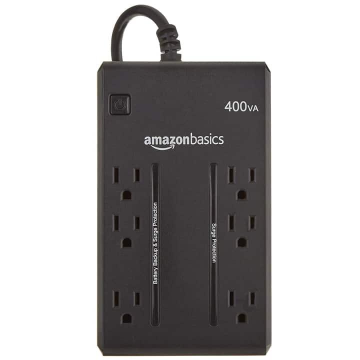 AmazonBasics Standby UPS 400VA