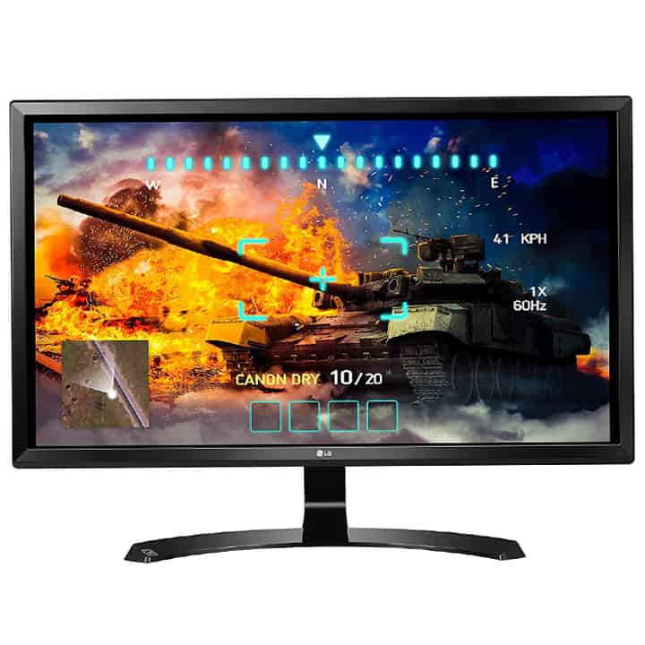 LG 27UD58-B 27-Inch 4K Monitor