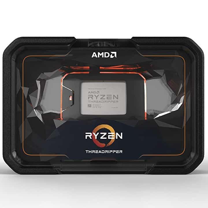 Ryzen Threadripper 2990WX