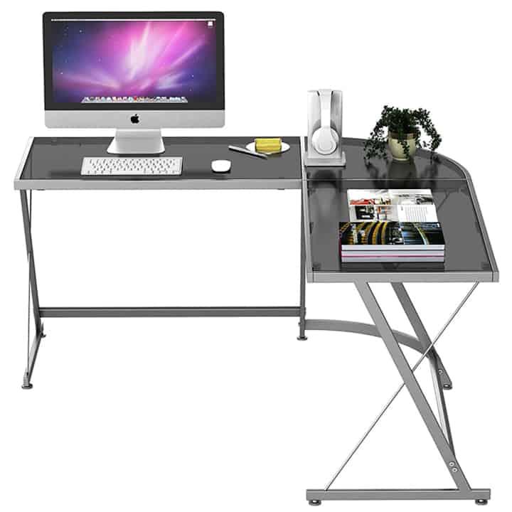 SHW Vista Corner L Desk
