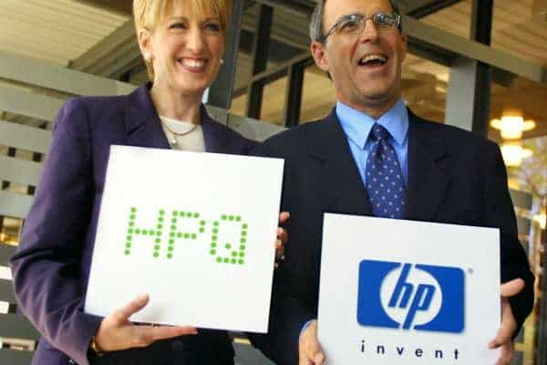 Compaq and HP Merger