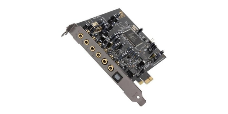 Best Sound Card In 2021 Gaming Budget Audiophile