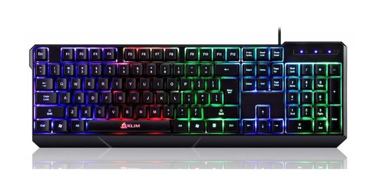 Klim Chroma Wired Gaming Keyboard