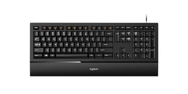 Logitech K740