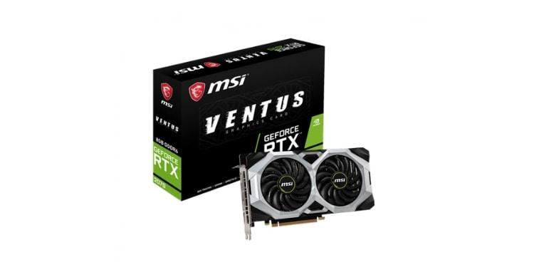 MSI Ventus RTX 2070