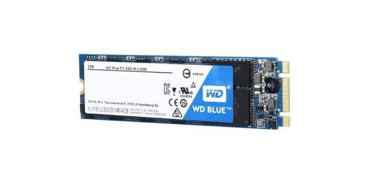WD Blue 1TB M.2