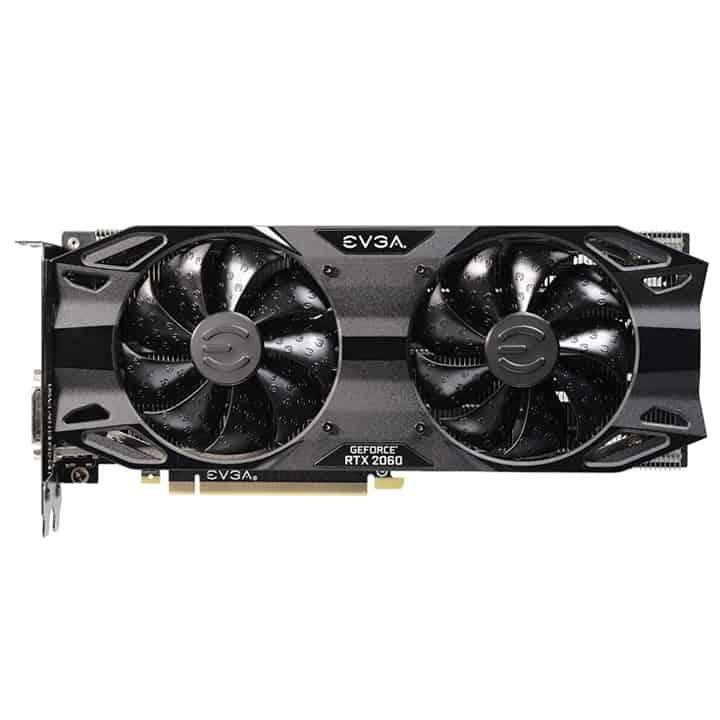 EVGA RTX 2060 XC Ultra