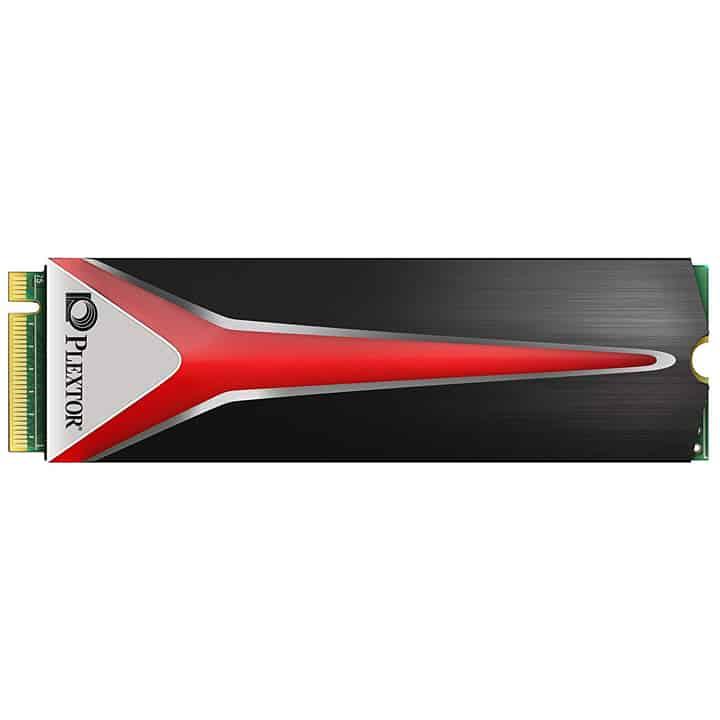 Plextor M8Pe M.2 NVMe SSD