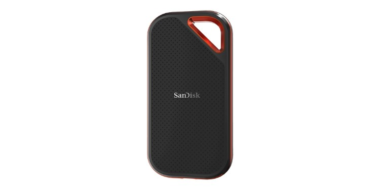 SanDisk Extreme Portable External SSD