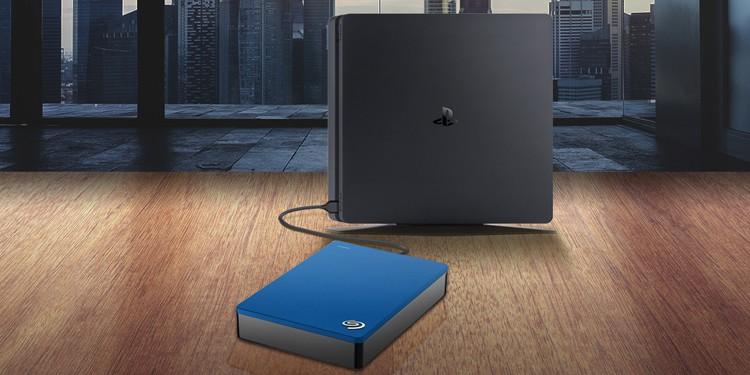 4TB Seagate Backup Plus Portable Drive Hard Drive