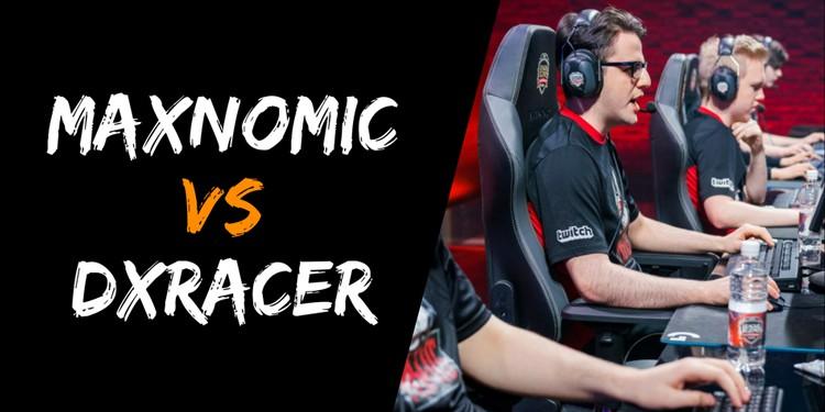 Maxnomic vs DXRacer: Best Gaming Chair Showdown