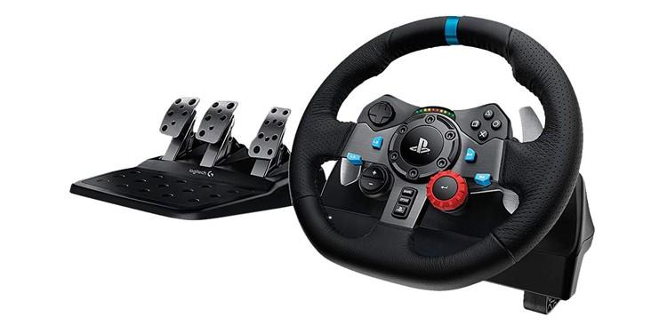 Logitech Dual-motor G29 Gaming Wheel