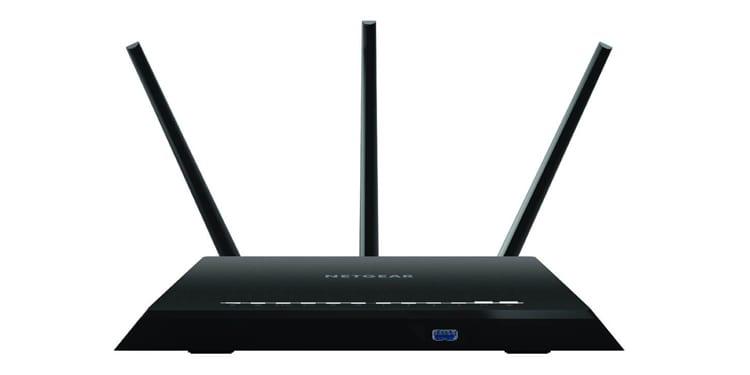 NETGEAR Nighthawk AC1900 Dual Band Wi-Fi Gigabit Router (R7000)