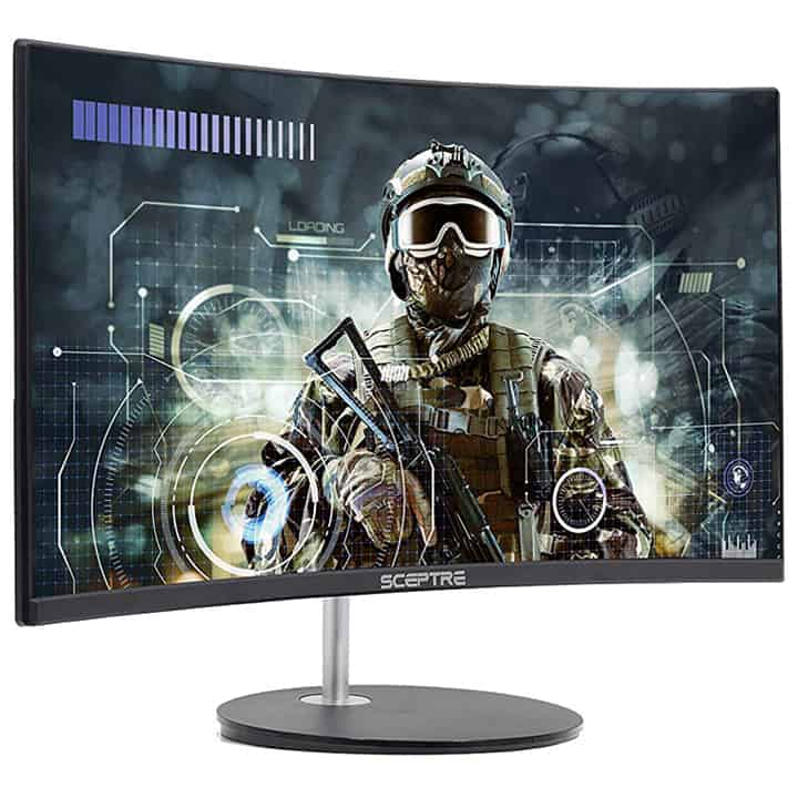 Sceptre Curved Monitor