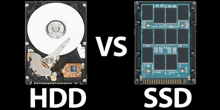 SSD vs HDD - The Detailed Explanation & Comparison