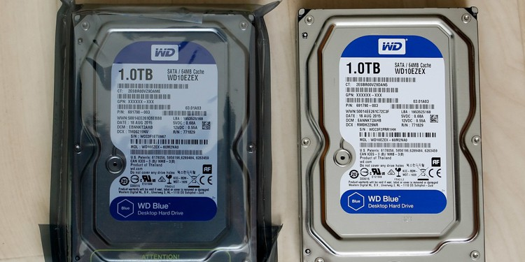 WD Blue 1TB SATA Hard Drive Review