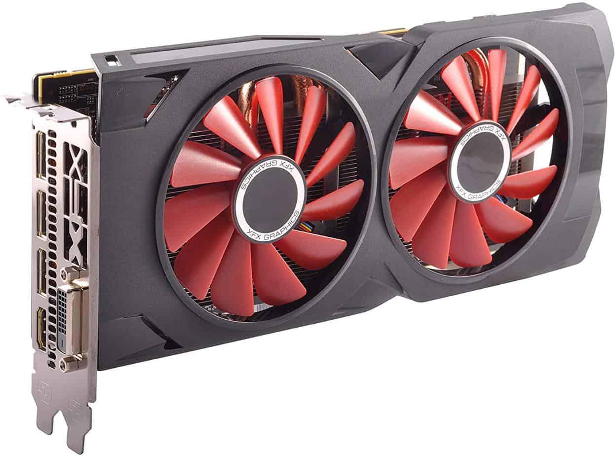AMD RX 570 XXX Edition