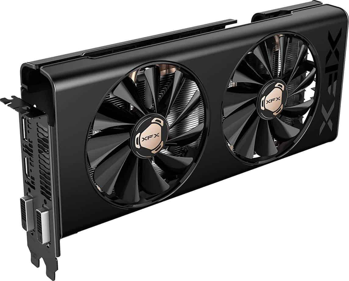 AMD RX 580 8GB Retro DD Edition