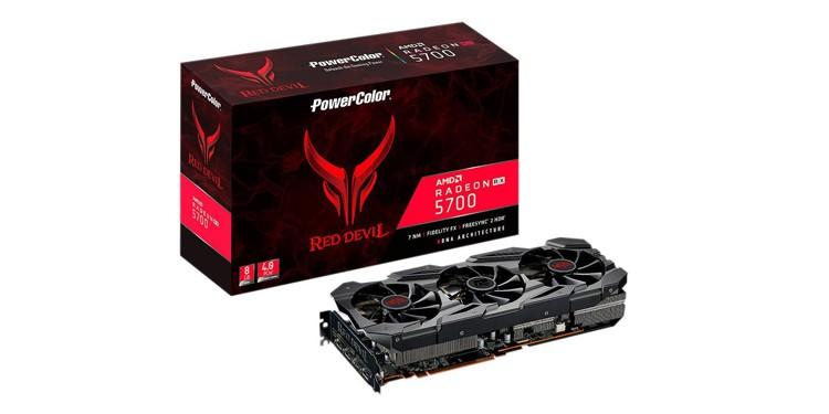 PowerColor RED DEVIL Radeon RX 5700