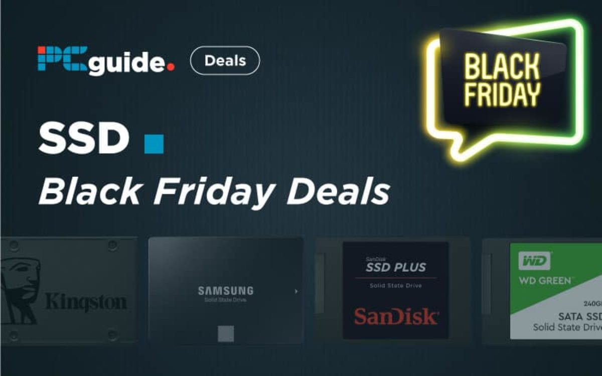 Best Cyber Monday Ssd Deals In 2020 Pcguide