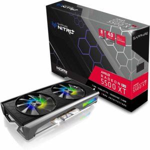 Sapphire Radeon Nitro+ RX 5500 XT