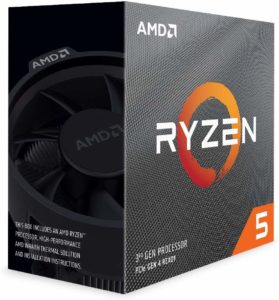 AMD Ryzen 5 3600 CPU
