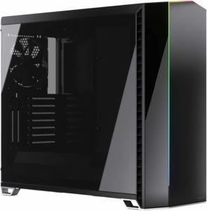 Fractal Design Vector Rs Blackout Dark Case