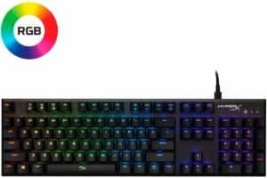 HyperX Alloy FPS RGB - Mechanical Gaming Keyboard