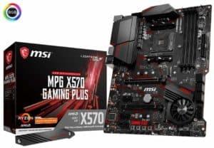 MSI MPG X570 Gaming Plus Motherboard