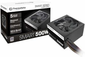 Thermaltake Smart 500W 80+ White