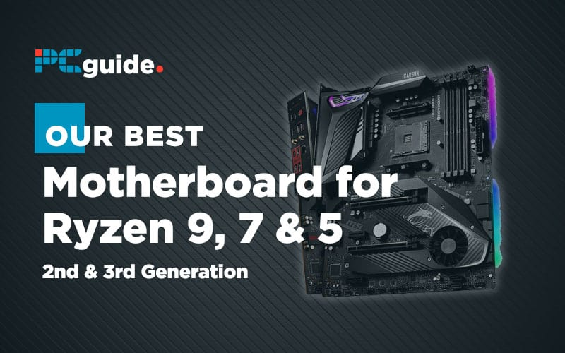 Best Motherboard for Ryzen 9 7 5