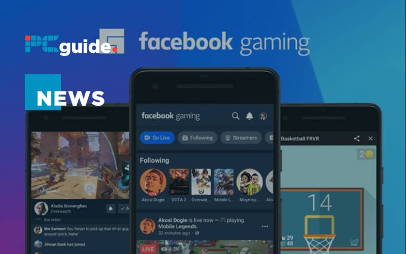 Facebook creates standalone streaming app to rival Twitch & Mixer