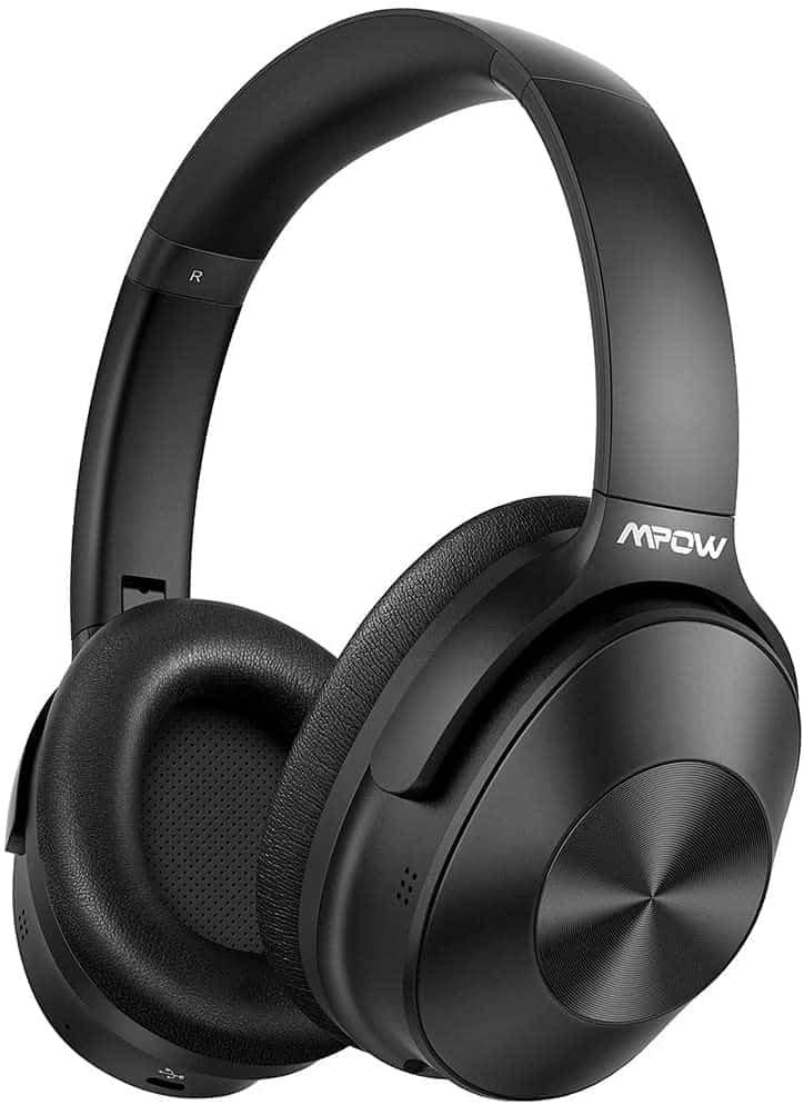 Mpow H12 Hybrid Active Noise Cancelling Headphones