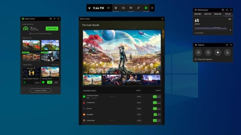 Xbox Game Bar Update