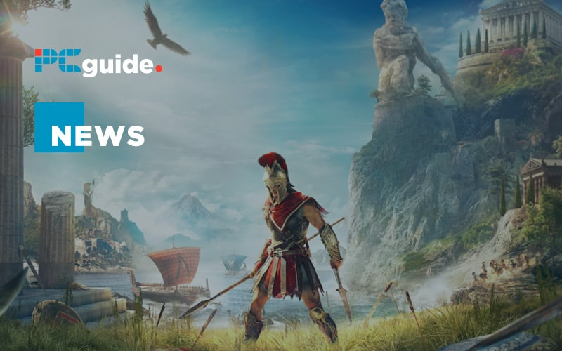Assassin's Creed's educational tours of Greece and Egypt are now free on PC