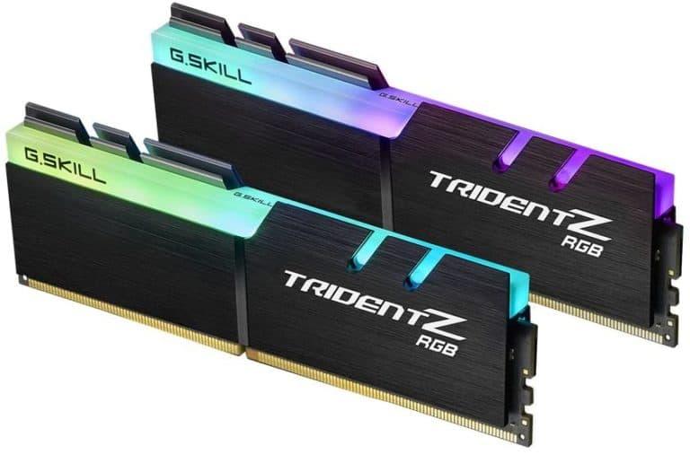 G.Skill TridentZ RGB Series