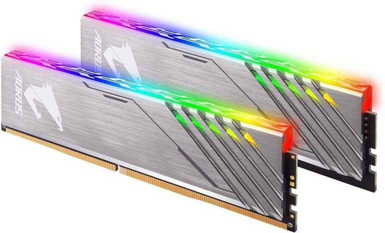 GIGABYTE AORUS RGB RAM