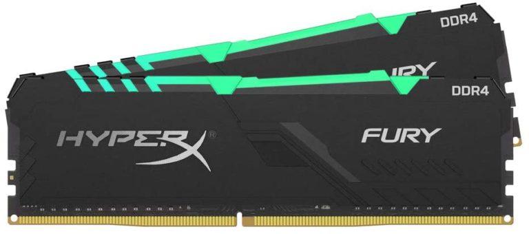HyperX Fury RGB RAM
