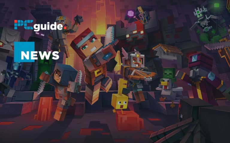 Minecraft Dungeons - Release Date, Rumors, And News