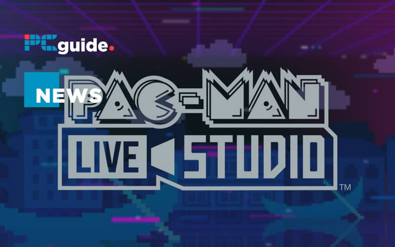 Pac-Man goes multiplayer with Pac-Man Live Studio