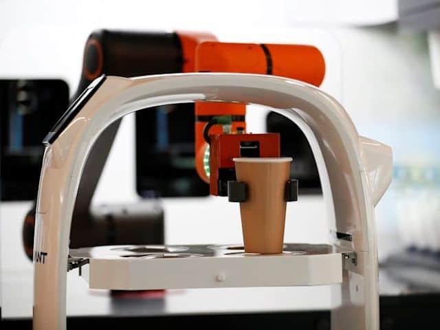 Robot Barista