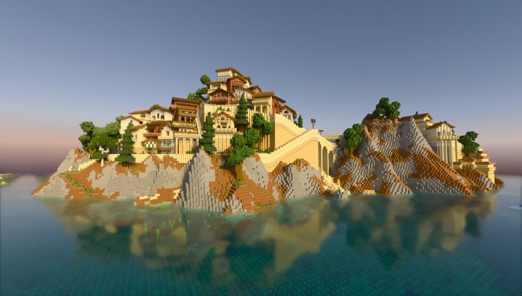 More Minecraft maps to play with your RTX GPU PCGuide