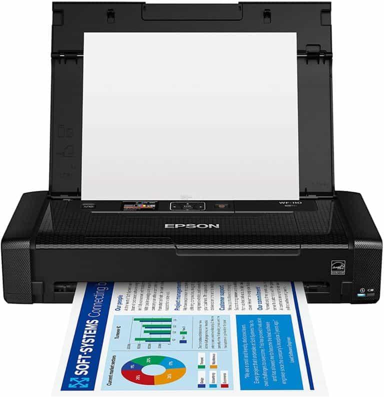 Epson Workforce WF-110 Portable Printer