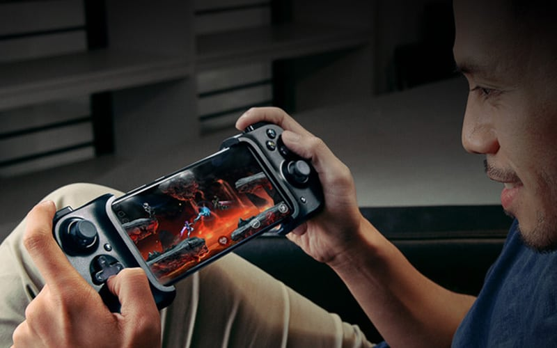 Experience mobile gaming at its finest with the Razer Kishi