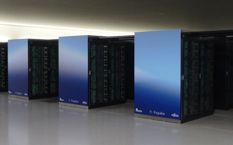 Japanese Fugaku supercomputer becomes the fastest in the world